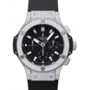 HUBLOT ビッグバン エボリューション (Big Bang Evolution Steel Diamonds / Ref.301.SX.1170.RX.1704