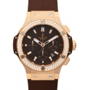 HUBLOT ビッグバン エボリューション カプチーノ (Big Bang Evolution Cappuccino Gold Diamonds / Ref.301.PC.3180.RC.1104