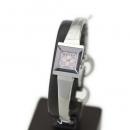 グッチ 時計 レディス時計 Gフレーム ピンクシェル YA128516