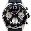 コルム CORUM バブル クロノグラフ ダイブ 28518020 ブラック