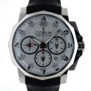 コルム CORUM アドミラルズカップ クロノグラフ 753.671.20 F371 AA52 44mm ホワイト