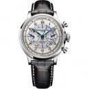 ボーム&メルシエ 腕時計 ケープランド クロノグラフ フライバック M0A10006 オフホワイト