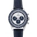 オメガ スピードマスター ムーンウォッチ CK2998 311.33.40.30.02.001 シルバー/ブルー