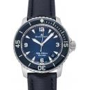 ブランパン フィフティーファゾムズ 5015D-1140-52B ブルー 34013