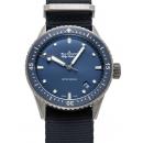 ブランパン フィフティー ファゾムズ バチスカーフ 5000-0240-O52A ブルー 38051