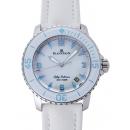ブランパン フィフティーファゾムズ 5015A-1144-52A ホワイト 33603