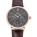 IWC ポートフィノ ハンドワインド 8デイズ IW510104 グレー 40610