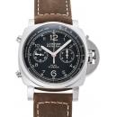パネライ ルミノール1950 3デイズ GMT PAM01321 ブラック 38638