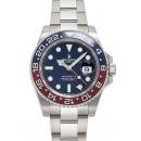 ロレックス GMTマスターⅡ 126719BLRO ブルー