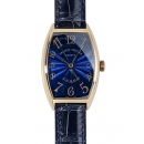 フランクミュラー トノウカーベックス レトログラード 2851RET LTD 25TH ブルー